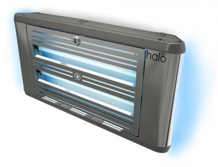 Halo 30 UV-Fliegenfänger Insektenvernichter