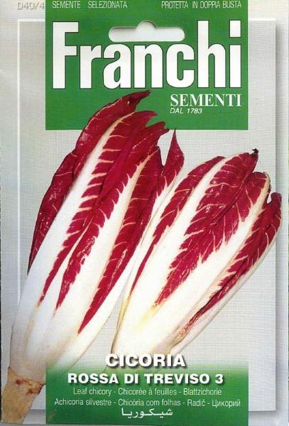 Franchi Samen Cicoria Rossa di Treviso Blattzichorie
