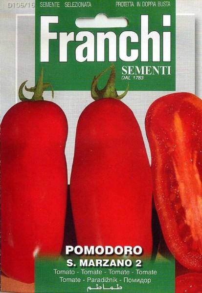 Franchi Samen Pomodoro S Marzano2 Tomate