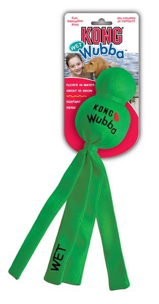 KONG Wet Wubba grün 32 cm