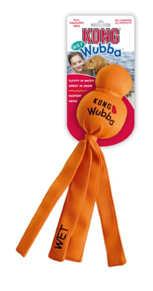 Kong Wet Wubba orange 32 cm
