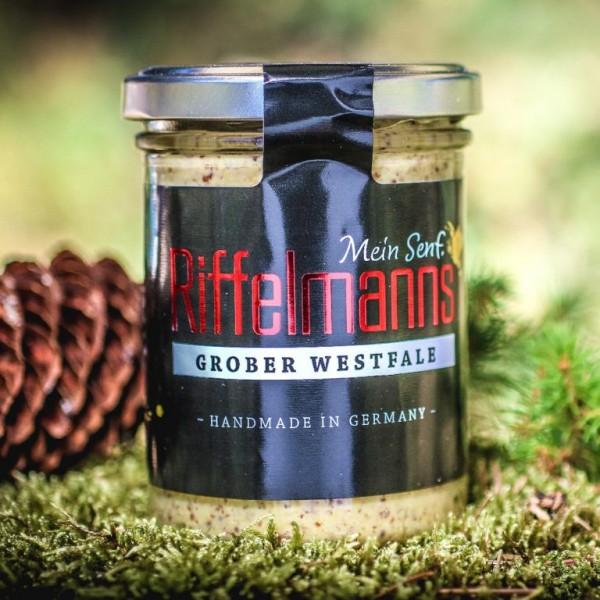 Grober Westfale Riffelmanns Manufaktursenf