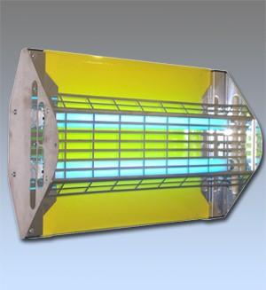 Insektenlampe Flytrap Professional FTP 40 Edelstahl