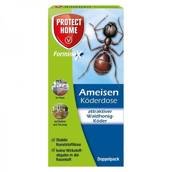 Protect Home FormineX Ameisen Köderdosen ( Inhalt 2 Ameisenköderdosen )