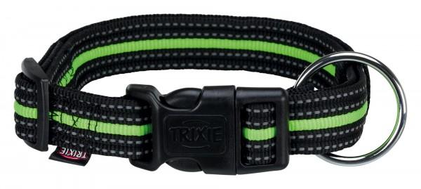 Fusion Halsband L–XL 40–65 cm 25 mm schwarzgruen