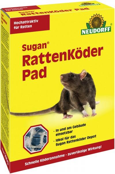 Sugan RattenköderPad 200 g