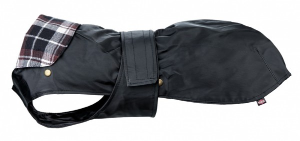 Mantel Paris M 45 cm schwarz