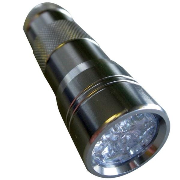 UV-Taschenlampe für fluoreszierende Stoffe