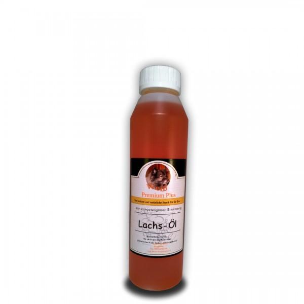 Lachs-Öl 250ml PE Flasche