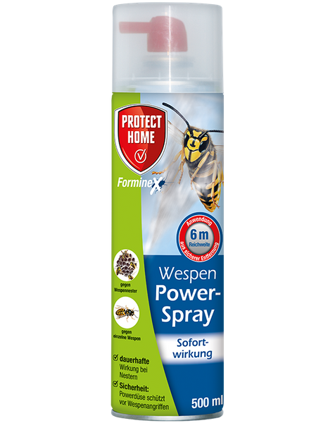 Protect Home FormineX Wespen-Powerspray 500 ml