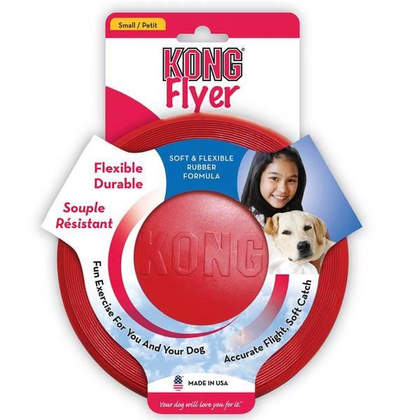 KONG Flyer Frisbee, 24 cm