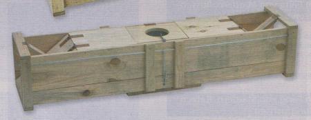 Marderfalle Lebendfalle Holz