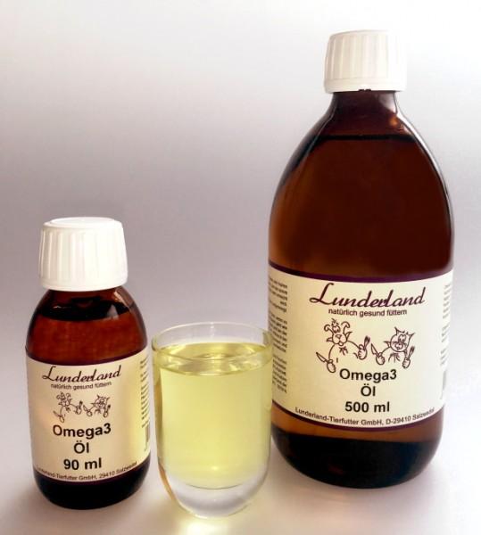 Lunderland Omega3-Öl 500ml