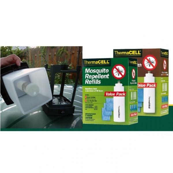 ThermaCell Nachfüllpackung für Insektenlampe