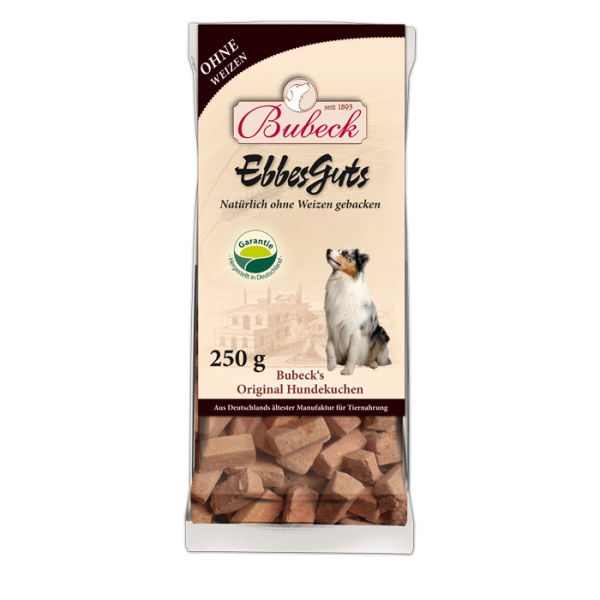 EbbesGuts Hundekuchen weizenfrei 250 g