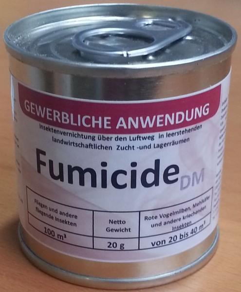 FUMICIDE DM Breitband-Insektizid 20g gegen rote Vogelmilbe und Insekten